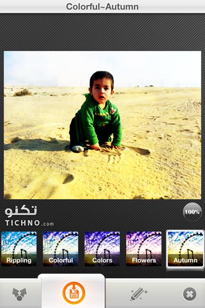 برنامج Camera360 للايفون