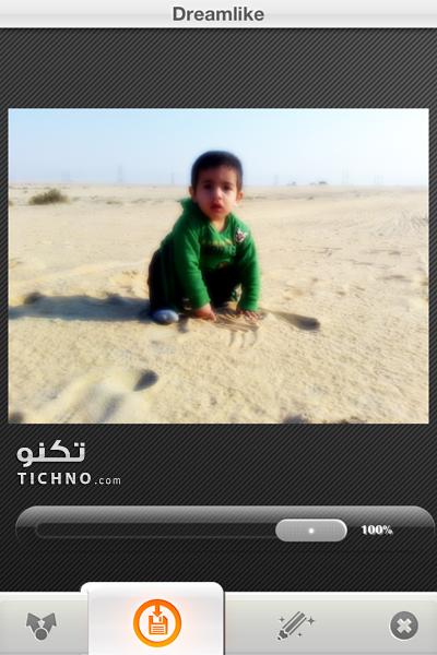 Camera360 برنامج للتعديل على صور الايفون