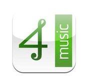 4shared music شرح استخدام تطبيق للايفون والايباد