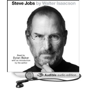 ستيف جوبز =  steve jobs book