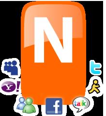 nimbuzz registration - التسجيل في برنامج نيم بز