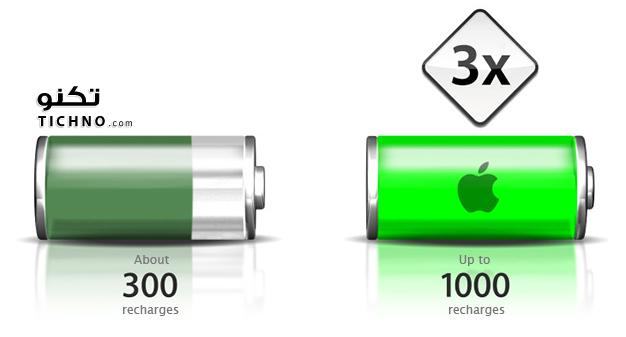 كيفية المحافظة على بطارية الايفون والماك بوك برو - how ot save your battery life
