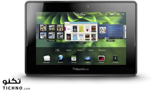 بلاك بيري بلي بوك | blackberry playbook