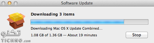 updating mac ox lion
