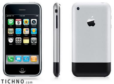 iPhone 2g | آي فون 2 جي