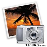شعار برنامج iphoto