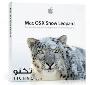 snow leopard os سنوليوبارد